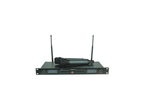 RSQ UHF-6200 200-Channels PLL Wireless Microphone System