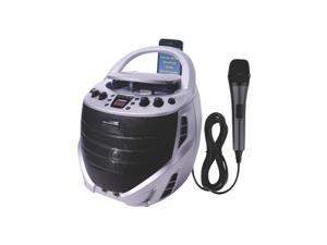 Karaoke USA GQ367 Portable CDG Karaoke System
