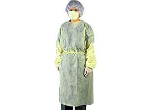 50 Isolation Fluid Flu Germ Repellent Gown Scrub Wear