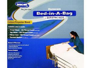 Invacare Homecare Bariatric Bed-In-A-Bag Bed in a Bag