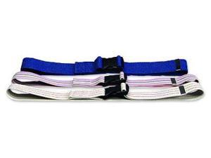 "Invacare 54"" XL Gait Transfer Safety Patient Belt Blue"