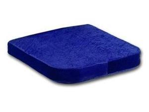 Invacare Memory Foam Lumbar and Seat Chair Cushion Pad