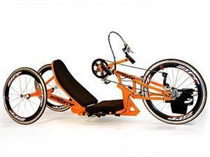 Invacare FRC Top End Force Racing Handcycle Hand Cycle