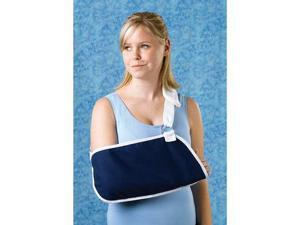Medline Deep Pocket Arm Sling Blue Extra Large