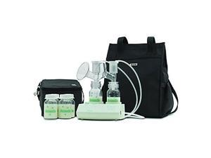 Evenflo Purely Yours Double Breast Pump w/ Cooler Bag