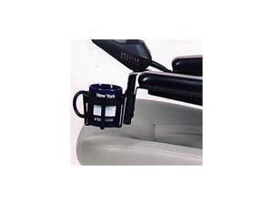 Power Wheelchair Cup Holder Drink Beverage Hook Clamp