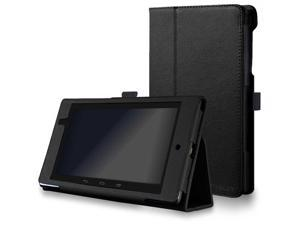 MiniSuit Classic Smart Case for Google Nexus 7 FHD (2nd Gen 2013) Black