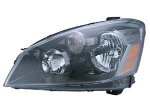 NISSAN ALTIMA PAIR HEADLIGHT(HID,WITHOUT HID KIT) 05-06 NEW