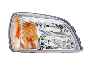 CADILLAC DEVILLE PAIR HEADLIGHT 00-03 NEW