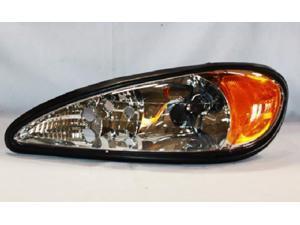 TYC 20-5540-00 Headlight Assembly