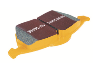 EBC Brakes DP41718R Yellowstuff Street And Track Brake Pads