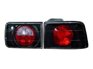 IPCW Tail Lamp CWT-CE709CB 92-93 Honda Accord Bermuda Black