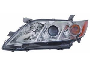 TOYOTA CAMRY 07-09 LE/XLE/ '08-09 BASE/SE/ '07 CE MODEL HEADLIGHT USA BUILT LEFT