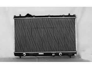 01-04 DODGE NEON 2.0L L4 AT 1-ROW (w/ 4SPD) Radiator