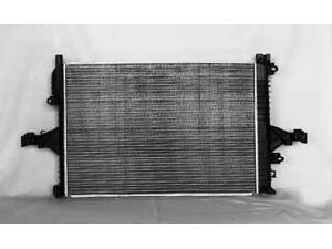 01-08 VOLVO S-60 2.4/2.5L L5 1-ROW (w/ TOC) Radiator