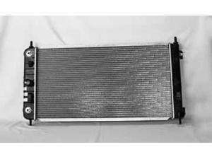 07-08 PONTIAC G-6 3.5/3.9L V6 AT 1-ROW (w/ TOC) Radiator