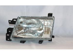 TYC 20-6460-90 Left Side Headlight Assembly