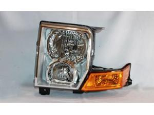 TYC 20-6770-00 Left Side Headlight Assembly