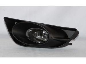 TYC 19-5940-00 Left Side Fog Driving Light