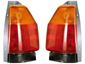 GMC ENVOY/ENVOY XL PAIR TAIL LIGHT 02-07/02-06 NEW