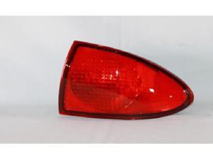 TYC 11-5533-01 Right Side Tail Light Assembly