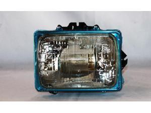 TYC 22-1039 Right Side Headlight Assembly
