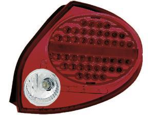 IPCW LEDT-1113CR Nissan Maxima 2000 - 2003 Tail Lamps, LED Ruby Red