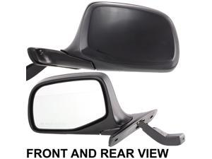 FORD F-SERIES PICKUP 92-97 SIDE MIRROR LEFT DRIVER, KOOL-VUE, NEW!