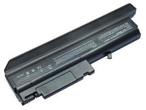 Laptop/Notebook Battery Replacement for IBM ThinkPad R50 R51 R52 T40 T41 T42 T43 Series Battery fits 08K8190, 08K8194, 92P1010, ...