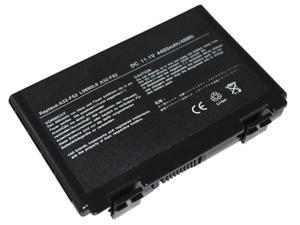 Laptop Battery for Asus F52 F82 K40 K401J K50ij K51 K60 K61 K6C11 K70AS K7010 P50 P81 P82 P83S PR05C PR065 PR079 PR088 PR08D ...