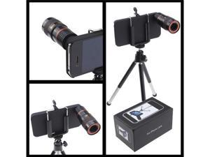 8x Optical Zoom Telescope Lens for Apple iPhone 4 iPhone 4S