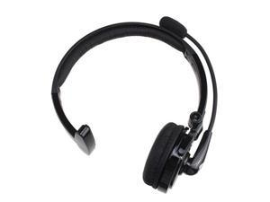 Bluetooth Headset Flexible Boom Mic 12 Hours Talk Time 250 Hours Standby Time