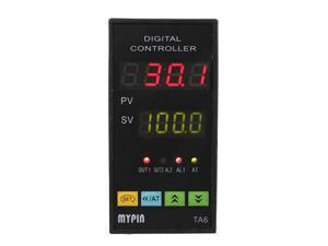 Dual PID Temperature Controller Thermocouple TA6-SNR Solid state relay SSR-25DA - Thermocouple: J,S,K,E,Wre3 ~ Wre25