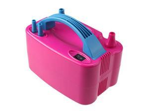 Portable Dual Nozzle Electric Balloon Pump Inflator