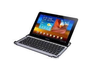 Wireless Bluetooth 3.0 Keyboard Aluminum Case for Samsung Galaxy Tab10.1 P7510 P7500
