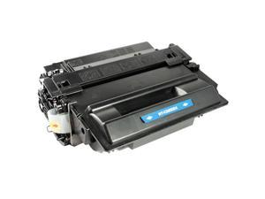 Compatible HP CE255X (HP 55X) Laser Toner Cartridge for LaserJet P3015, P3010 Series&#59; LaserJet Enterprise flow MFP M525c, ...