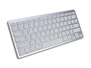 Slim Mini Bluetooth Wireless Keyboard for iPad Mini / iPad 4 / New iPad 3 / iPod Touch / Android 3.0 + and Later Tablet - ...