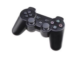 Wired/ Wireless Bluetooth Game Controller Game Console for Sony Playstation 3/ PS3 - Black