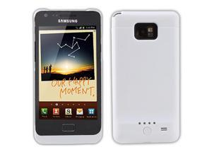 External Backup Battery Case for Samsung Galaxy S2 SII i9100 - 2200mAh