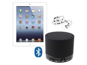 Metal Mini BeatBox Support Bluetooth TF/Mini Micro Slot Handfree Stereo Speaker for Laptop, iPhone, iPad, iPod, Samsung Galaxy ...