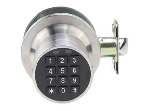 Keyless Electronic Digital Door Lock + ID Card Lock