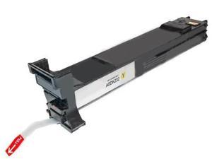 Compatible Konica-Minolta A0DK232 Laser Toner Cartridge for the MagiColor 4650 Printers - Yellow(Aftermarket)