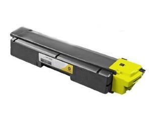 Compatible Kyocera-Mita TK-592Y Laser Toner Cartridge for your Kyocera-Mita FS-C5250DN, FS-C2026MFP & FS-C2126MFP Printer ...