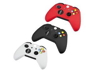 3pcs Silicone Skin Case Cover for Xbox One Controller
