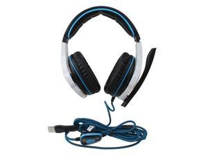 SA-903 7.1 Surround Sound Effect USB Gaming Headset Headphone with Mic