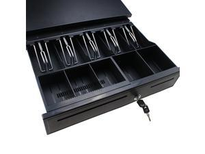 Cash Drawer Works w/ POS Receipt Printers by RJ Interface