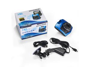 "2.4"" HD 140 Degrees Wide Angle Car DVR Vehicle Camera Video Recorder Dash Cam G-sensor"