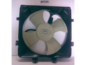 Honda 92-95 Civic 94-97 Del Sol Ac Condenser Fan Assembly (Fan/Motor/Shroud) 1992 1993 1994 1995-l