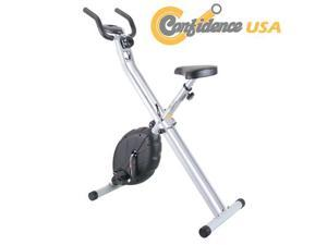Confidence Foldable Stow Away Exercise Bike
