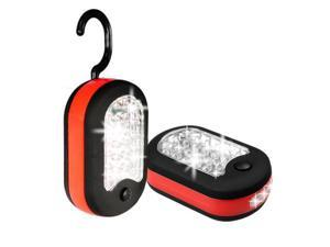 27 LED Multi Use Light With LED Flashlight Up To 50,000 hrs Bulb Life